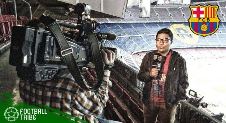 Mes Que Un Club: Kisah wartawan Football Tribe yang diberi peluang membuat liputan di Camp Nou