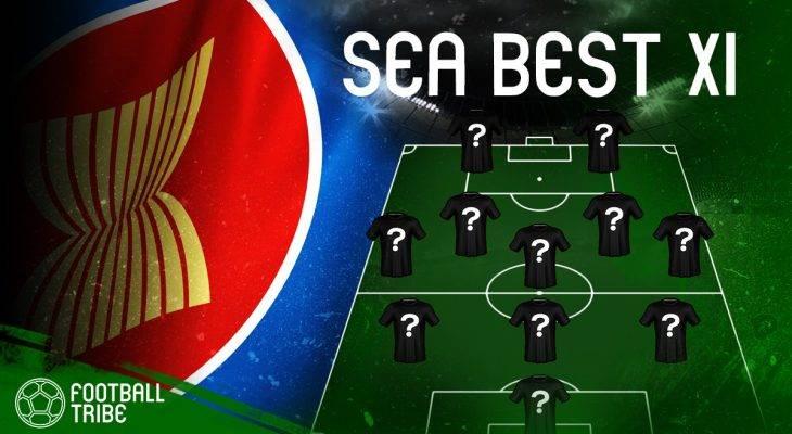 SEA WEEKLY BEST XI: Kesebelasan terbaik mingguan Asia Tenggara (Mac 27-April 2)