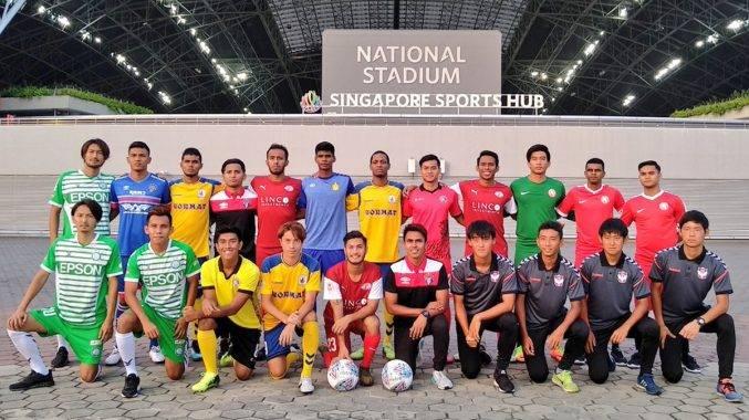 Singapore Premier League: Permulaan era baru bolasepak Singapura