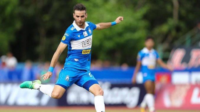 Yendrick Ruiz: Tahun lalu beraksi di Liga 2 Thailand, kini mungkin mewakili Costa Rica di pentas Piala Dunia