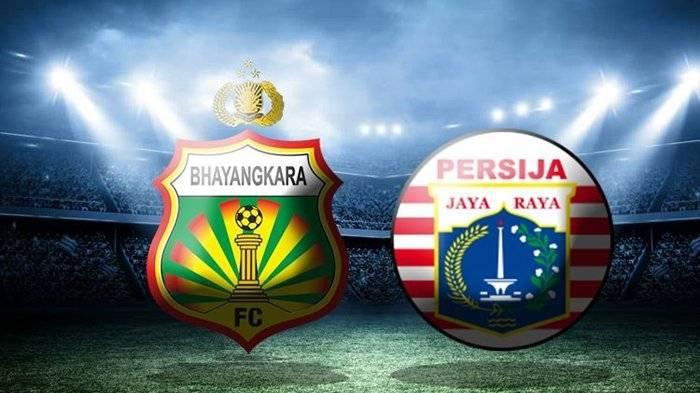 Live Streaming: Persija Jakarta vs Bhayangkara
