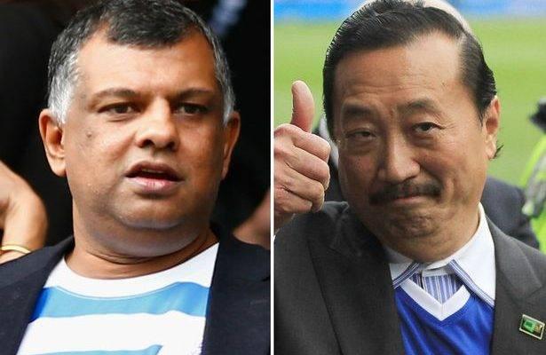 Adakah Tan Sri Vincent Tan dan Tan Sri Tony Fernandes sesuai menjadi Presiden FAM?