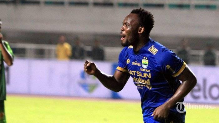 Persib Bandung lepaskan Michael Essien