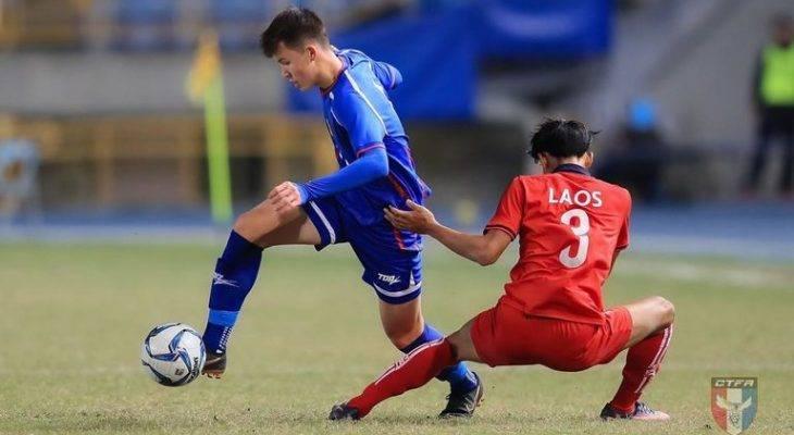 Pemain muda Crystal Palace bakal bantu Taiwan pecah masuk kelompok 100 pasukan terbaik dunia