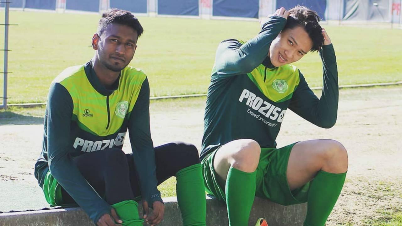 Dominic, Syamer sah pulang ke Malaysia, bakal perkuatkan skuad JDT