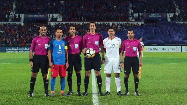 Persija Jakarta vs Johor DT: Lima pemain tumpuan