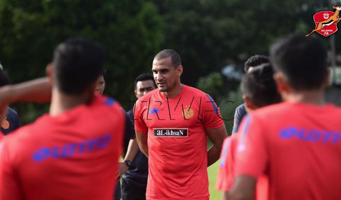 Kelantan pasukan paling teruk dalam karier saya – Bruno Lopes