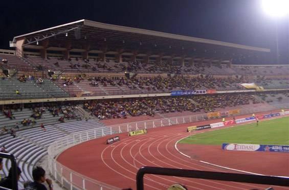 Stadium Perak jadi zon larangan merokok