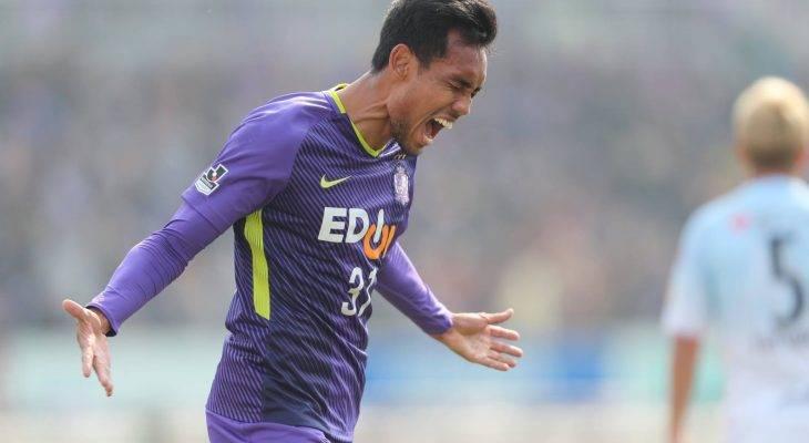 Chanatip bantu Consadole ikat Vegalta Sandai, gol Teerasil kekalkan Sanfrecce di puncak J-League