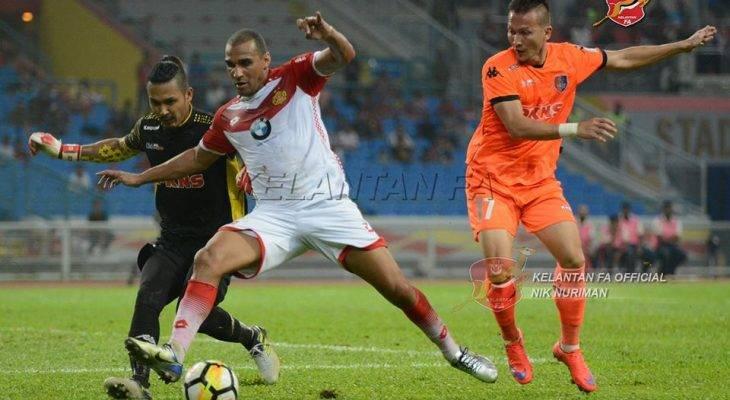 Bruno Lopes sedia pulang ke Persija Jakarta