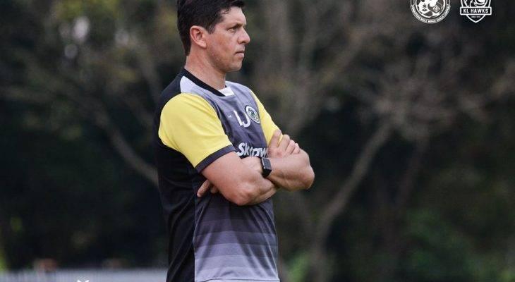 'Kalau dia dalam pasukan saya, saya akan tolak gaji dia' – Fabio Maciel selar tindakan 'kurang ajar' Amri Yahyah