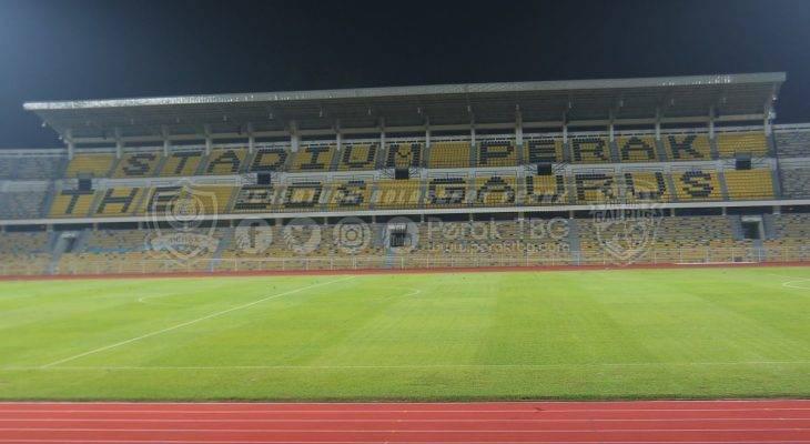 Kembali beraksi di Stadium Perak, Durakovic rindukan pemain ke-12