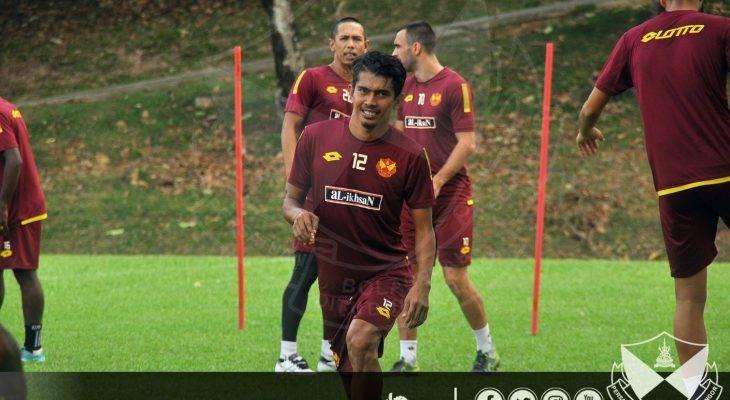 Menjelang pertembungan Kedah, skuad Red Giants terima berita positif