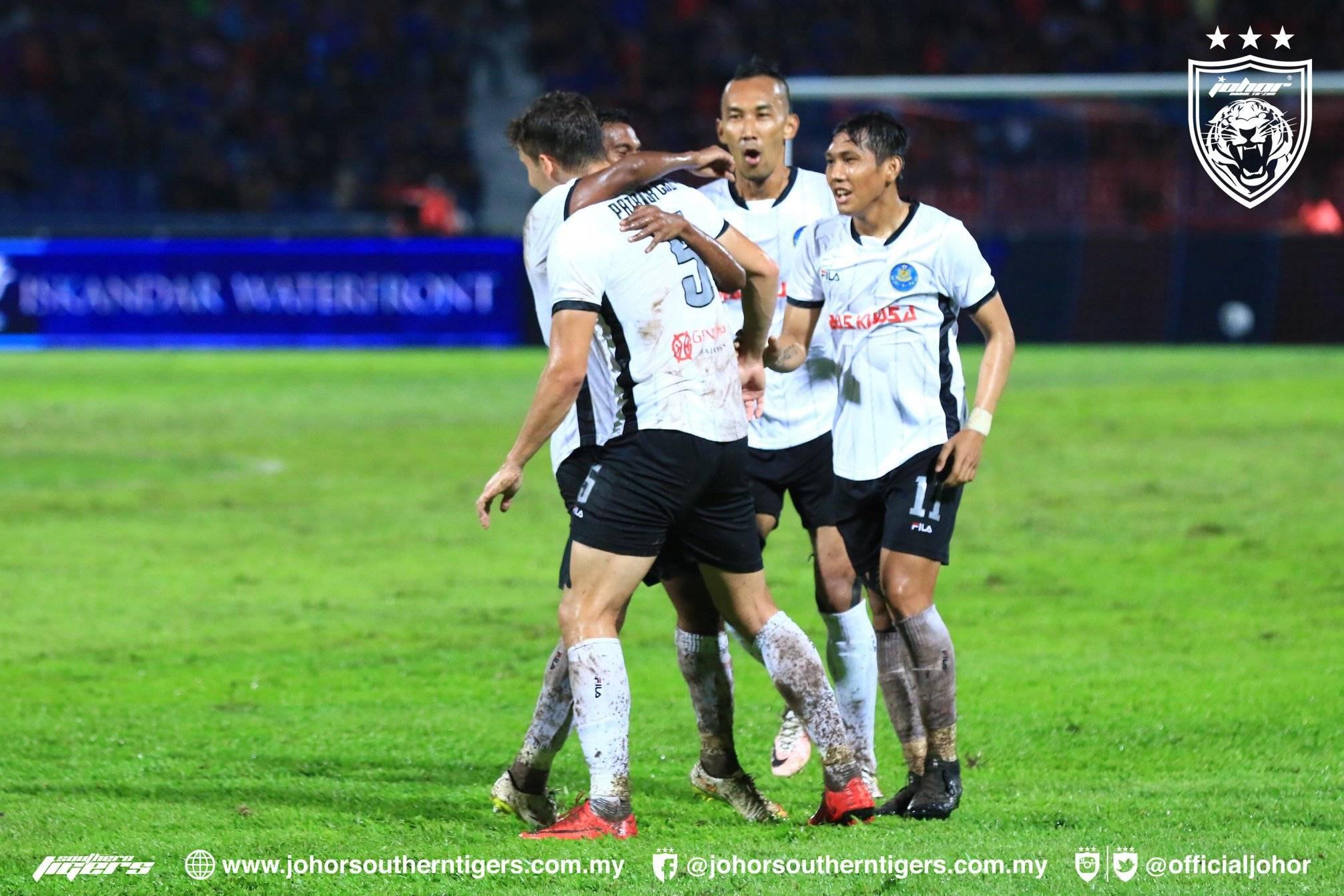 Pahang impikan final Piala FA, namun PKNP menjadi halangan di separuh akhir