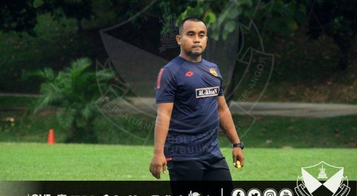 Tidak jangka penentuan sepakan penalti, jurulatih Selangor puji pemain Kuala Lumpur