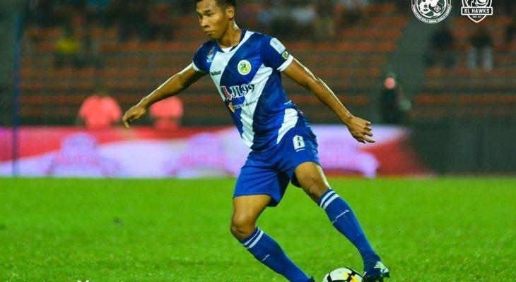 Azmeer Yusof vs Syazwan Andik: Persaingan sengit merebut posisi bek kiri Kuala Lumpur