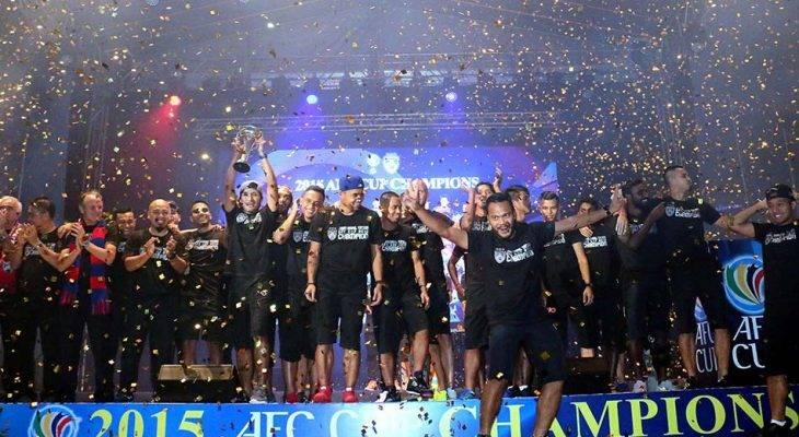 Barisan kelab Asia Tenggara dengan pencapaian terbaik di peringkat benua