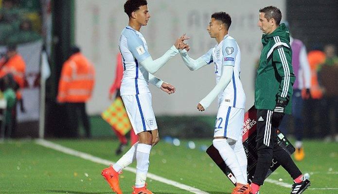Jesse Lingard vs Dele Alli: Masalah baru bagi Southgate dan skuad kebangsaan England