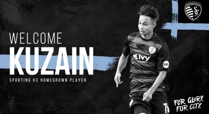 Rasmi: Sporting Kansas sah bawa masuk Wan Kuzain ke pentas Major League Soccer