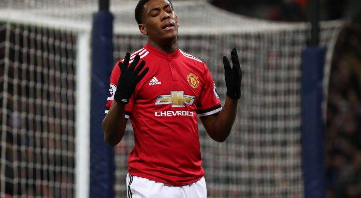 Tottenham inginkan Anthony Martial?