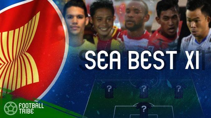 SEA WEEKLY BEST XI: Kesebelasan terbaik mingguan Asia Tenggara (April 3 -April 9)