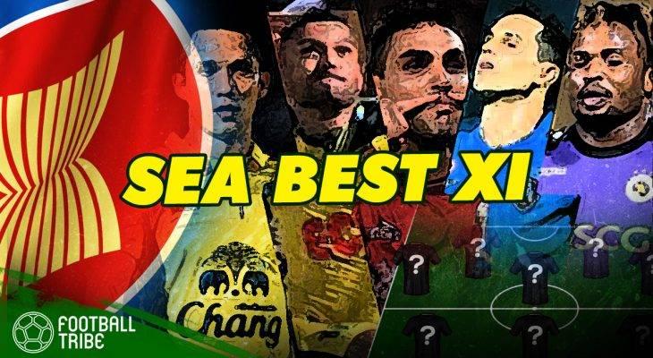 SEA BEST XI: Sebelas pemain terbaik di Asia Tenggara minggu lepas (April 10-16)