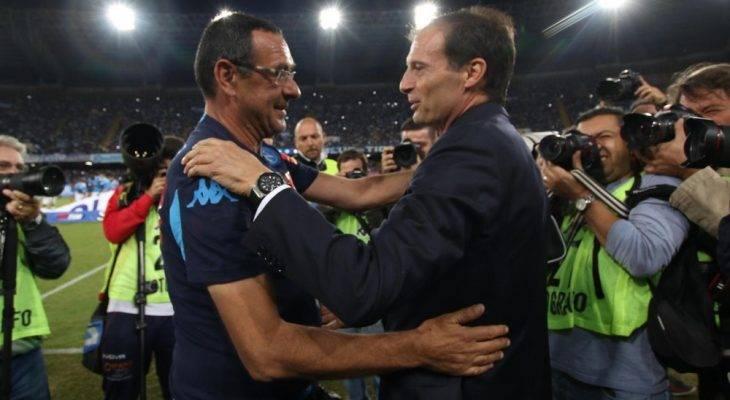 Analisis: Siapa lebih berpeluang meraih Scudetto, Juventus atau Napoli?
