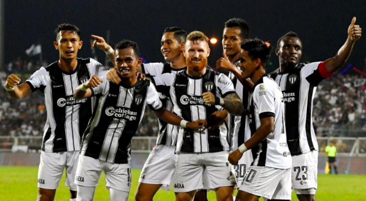 Ketiadaan tonggak utama, Terengganu terpaksa turunkan pemain simpanan