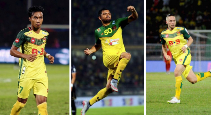 Bekas trio serangan Kedah dilabel lebih berbisa daripada trio serangan Arsenal, Dortmund