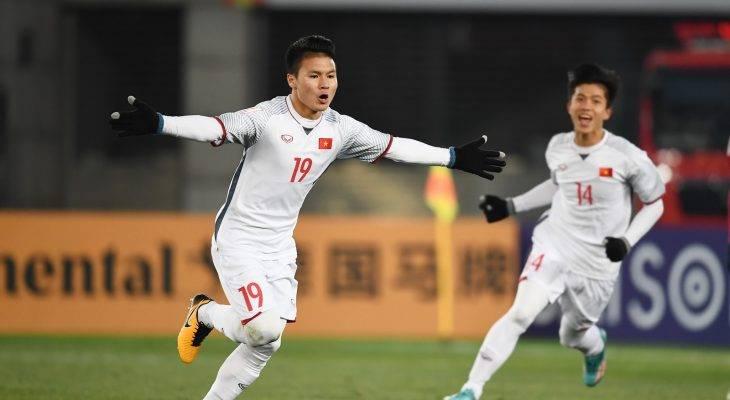 Bintang Vietnam, Nguyen Quang Hai, dimasukkan ke dalam senarai pemain paling berpengaruh di dunia
