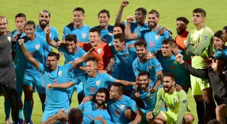 Kisah India, negara dengan penduduk kedua tertinggi di Asia layak ke Piala Asia 2019