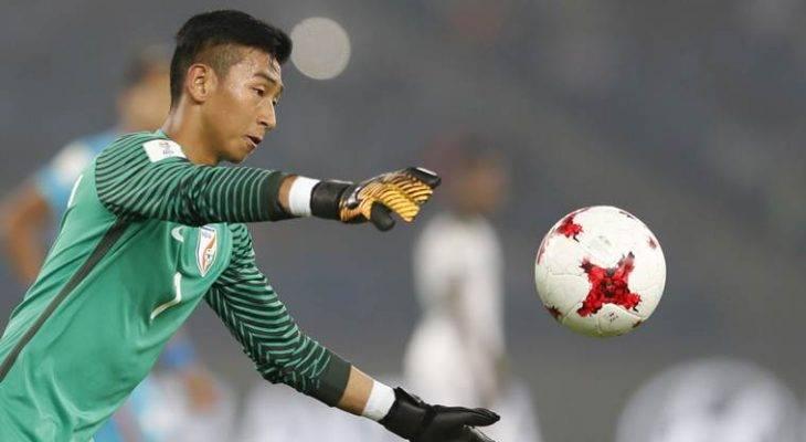Kelab liga Scotland tawar kontrak 3 tahun kepada penjaga gol muda India