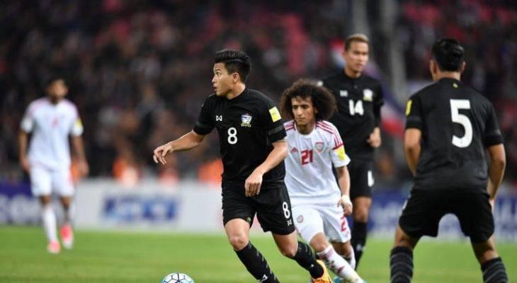 Thailand mahu elak jumpa Jepun dan Korea Selatan di peringkat kumpulan Piala Asia 2019