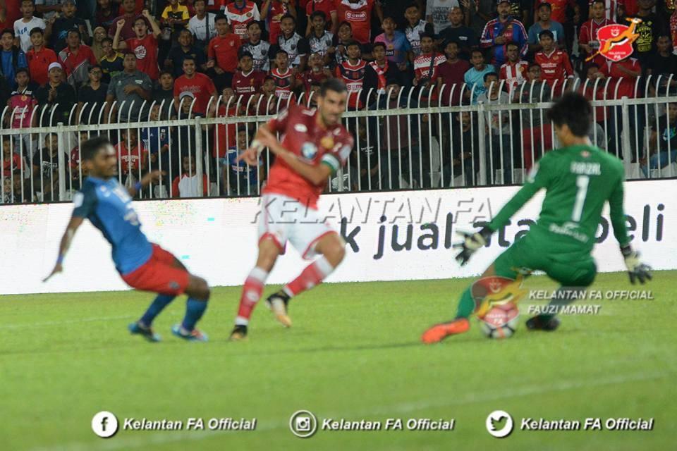 Alami kecederaan MCL, Kelantan lepaskan Ghaddar