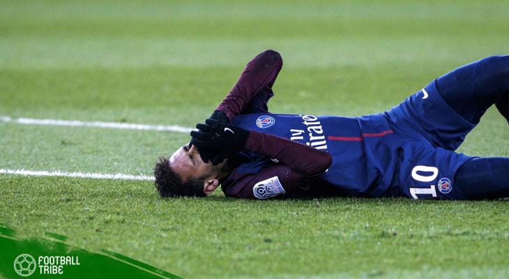 Barisan pemain yang sedang bertarung untuk pulih dari kecederaan sebelum Piala Dunia 2018