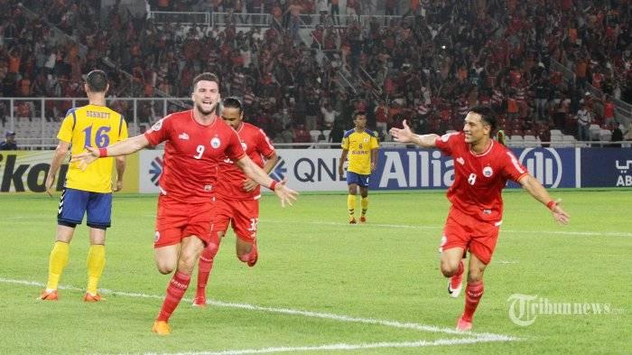 Piala AFC: Persija Jakarta bakal gunakan 'kasut berbeza' menentang Tampines Rovers