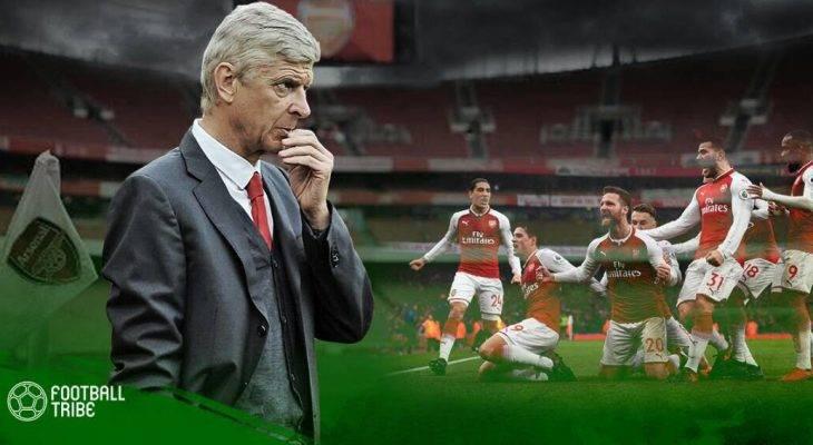Negara-negara yang mungkin wajar mengambil Arsene Wenger menjadi jurulatih skuad kebangsaan