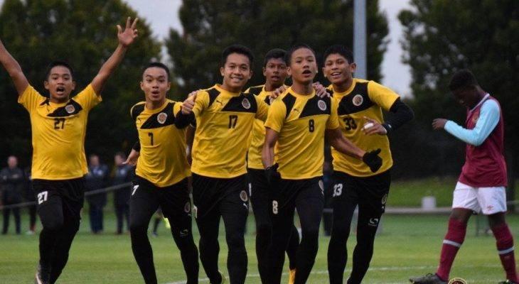 Pasukan NFDP tekad mahu manfaatkan peluang di Dortmund