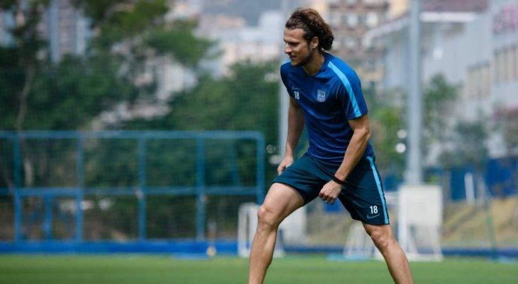 Coretan manis Diego Forlan di Liga Perdana Hong Kong