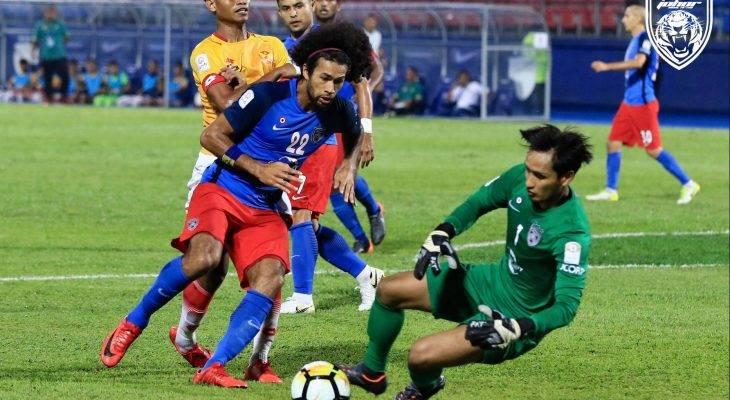 Analisis: Farizal Marlias cemerlang di Larkin, skuad Red Giants hilang tumpuan pada babak kedua