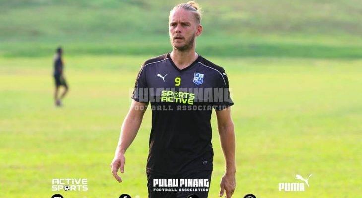 Ken Ilso tinggalkan Pulau Pinang, mahu kekal beraksi di Malaysia?
