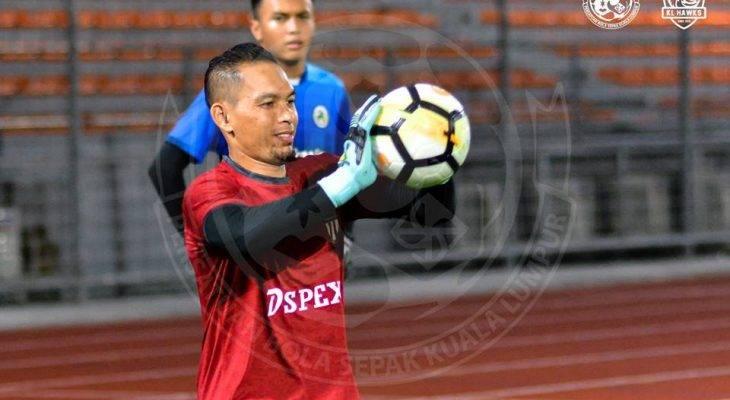Mampukah Sharbinee menjadi jawapan kepada masalah penjaga gol Kuala Lumpur?