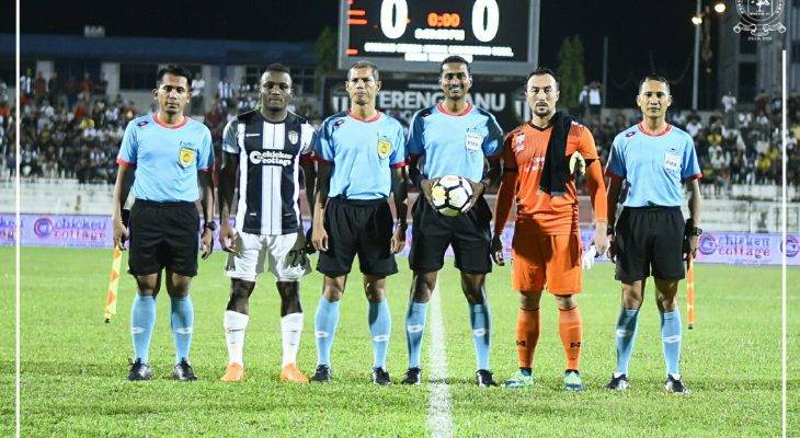 Tribe Ratings Pemain: Gol tunggal Ashaari jadi perbezaan di antara Terengganu dan Melaka