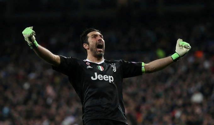 Detik-detik paling ikonik Gianluigi Buffon bersama Juventus