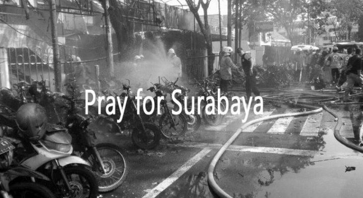 #PrayForSurabaya: Bambang Pamungkas dan Arema FC luahkan kesedian ekoran insiden pengeboman di Surabaya
