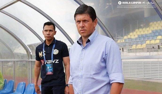 Kuala Lumpur mahu bawa masuk penyerang Liga Thai untuk menggantikan Junior Aparecido