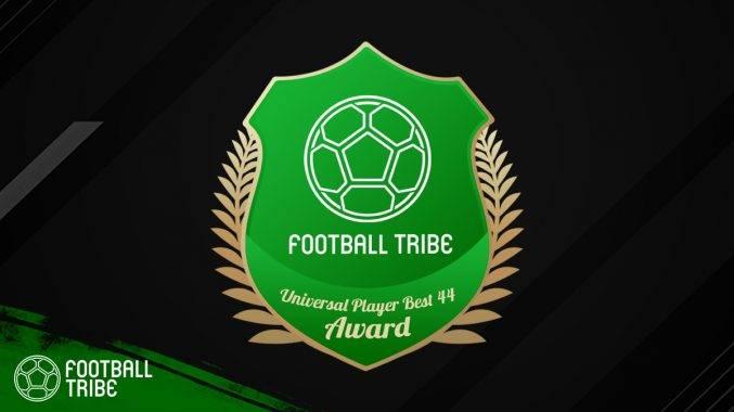 Football Tribe 44 Universal Players Awards 2018: Jom undi pemain kegemaran anda!
