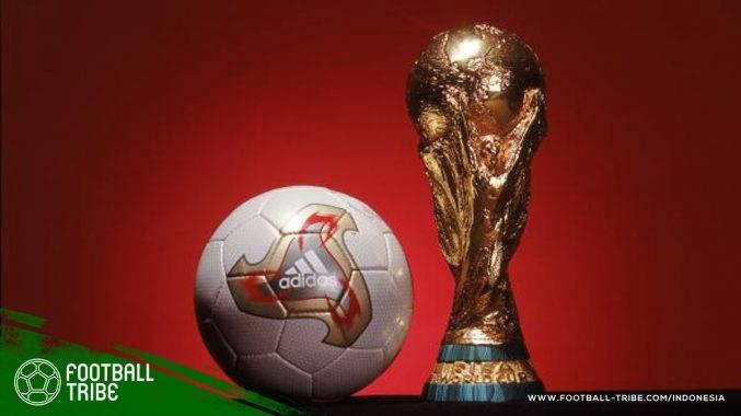 Senarai bola-bola rasmi yang digunakan di pentas Piala Dunia
