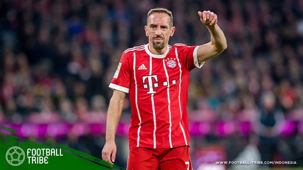 Ballon d'Or 2013: The Year Franck Ribéry Was Robbed