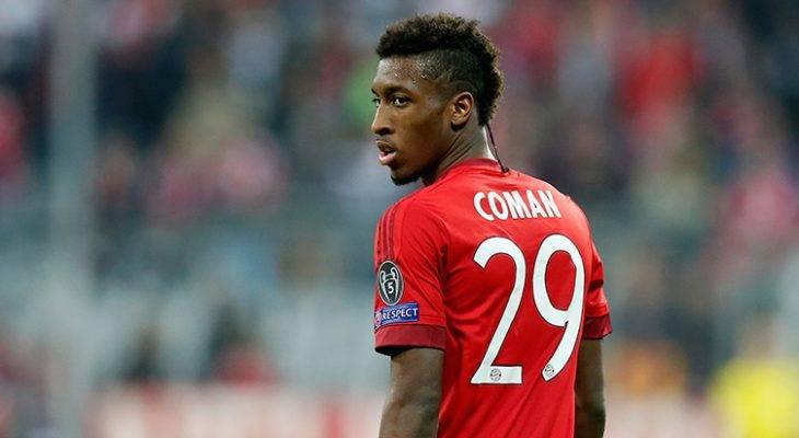Kingsley Coman dan harapan ke Piala Dunia 2018